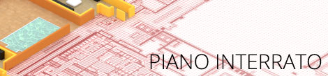 Banner piano interrato